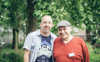 Buddy to Buddy van start in Utrechtse Heuvelrug!