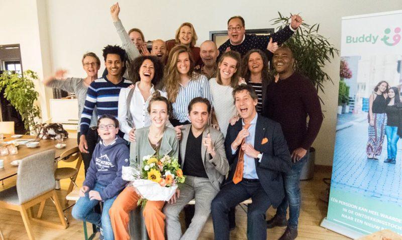 Buddy to Buddy wint Appeltje van Oranje!