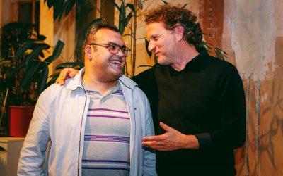 Ahmet & Niels